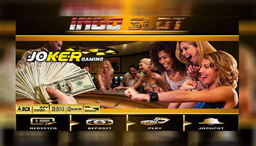 Joker Gaming Game Slot Indonesia Deposit 25rb